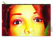 Wide Eyed Willow Carry-all Pouch
