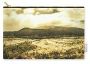 Wide Open Tasmania Countryside Carry-all Pouch