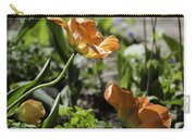 Wide Open Tulips Carry-all Pouch