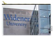 Widener University - Metropoliton Hall Carry-all Pouch