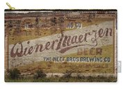 Wiener Maerzen Beer Sign Victor Co Img_8703 Carry-all Pouch
