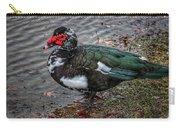 Wierd Muscovy Duck Carry-all Pouch