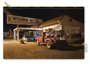 Wigwam Motel #3 Carry-all Pouch