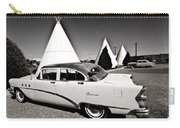 Wigwam Motel Classic Car #2 Carry-all Pouch