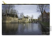 Wijngaardplein Bruges Carry-all Pouch