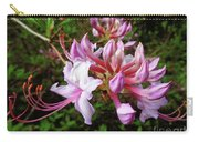 Wild And Native Pink Azalea Carry-all Pouch