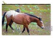 Wild Appaloosa Stallion Carry-all Pouch
