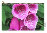 Wild Bells Carry-all Pouch