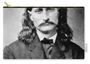 Wild Bill Hickok - American Gunfighter Legend Carry-all Pouch