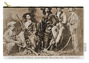 Wild Bill Hickok, Buffalo Bill Carry-all Pouch