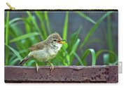 Wild Bird In A Natural Habitat.  Carry-all Pouch