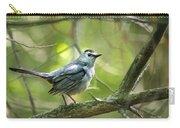 Wild Birds - Gray Catbird Carry-all Pouch