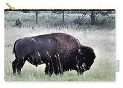 Wild Buffalo Carry-all Pouch