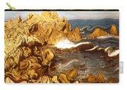 Wild California Coast - Modern Art Carry-all Pouch