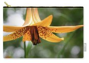 Wild Canadian Lily Carry-all Pouch