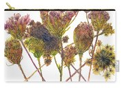 Wild Carrot Carry-all Pouch