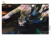Wild Cat Drinking Carry-all Pouch