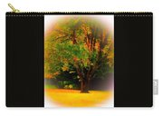 Wild Cherry Tree In Summer Sun Carry-all Pouch