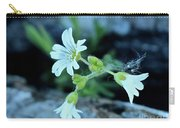 Wild Chickweed Carry-all Pouch