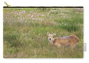 Wild Chinese Water Deer  Carry-all Pouch