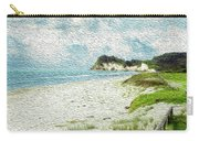 Wild Coastline Carry-all Pouch