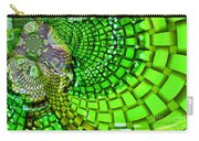 Wild Curves Abstract Carry-all Pouch