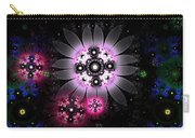 Wild Daisies 3 Carry-all Pouch