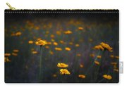 Wild Daisies Carry-all Pouch