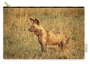 Wild Dog Of Botswana Carry-all Pouch