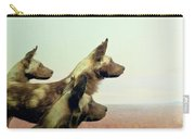 Wild Dog Carry-all Pouch