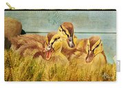 Wild Ducklings Carry-all Pouch