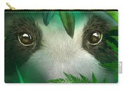 Wild Eyes - Giant Panda Carry-all Pouch