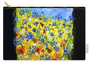Wild Flowers 677130 Carry-all Pouch