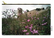 Wild Flowers At The Old Fortress Carry-all Pouch