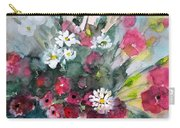 Wild Flowers Bouquet 01 Carry-all Pouch