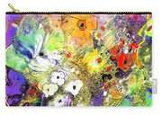 Wild Flowers Bouquet 02 Carry-all Pouch