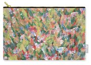 Blooming With Joy Carry-all Pouch