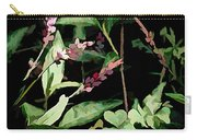 Wild Flowers In Pastel Carry-all Pouch