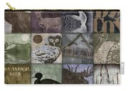 Wild Game Patchwork II Carry-all Pouch