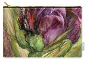 Wild Garden Tulips Carry-all Pouch