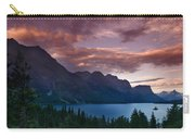 Wild Goose Island Glacier National Park Carry-all Pouch