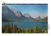 Wild Goose Island - Glacier National Park Carry-all Pouch