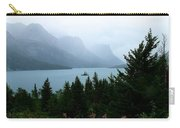 Wild Goose Island In The Rain Carry-all Pouch
