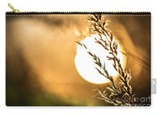 Wild Grain At Sunset Carry-all Pouch