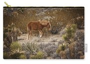 Wild Horse At Cold Creek Carry-all Pouch