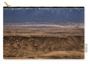 Wild Horse On The Run Carry-all Pouch