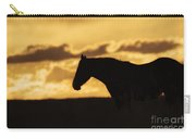 Wild Horse Sunrise Carry-all Pouch