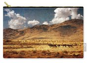 Wild Horses - Nevada Carry-all Pouch