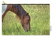 Wild Horses Of Assateague 3 Carry-all Pouch