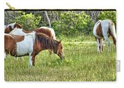 Wild Horses Of Assateague 5 Carry-all Pouch